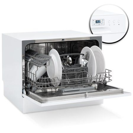 Home Portable Dishwasher Small Dishwasher Countertop Dishwasher