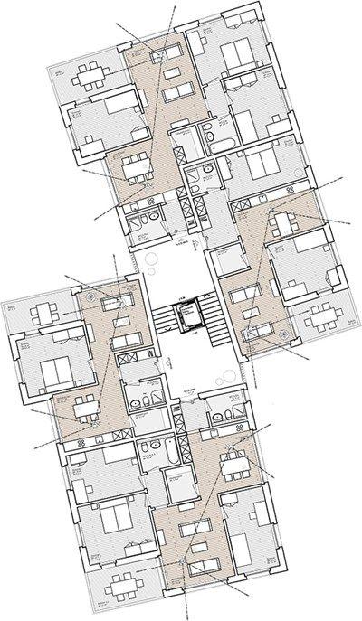 1886 best architectural types images on Pinterest Floor plans - plan 3 k che