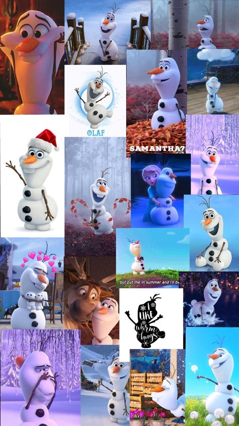 Olaf wallpaper