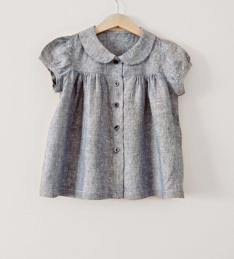 Men's shirt refashion.