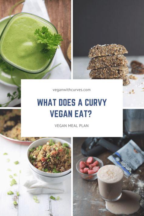 Vegan Meal Plan for Weight Gain