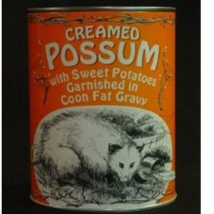 Canned Creamed Possum Most Disgusting Canned Foods Food & Drink picture