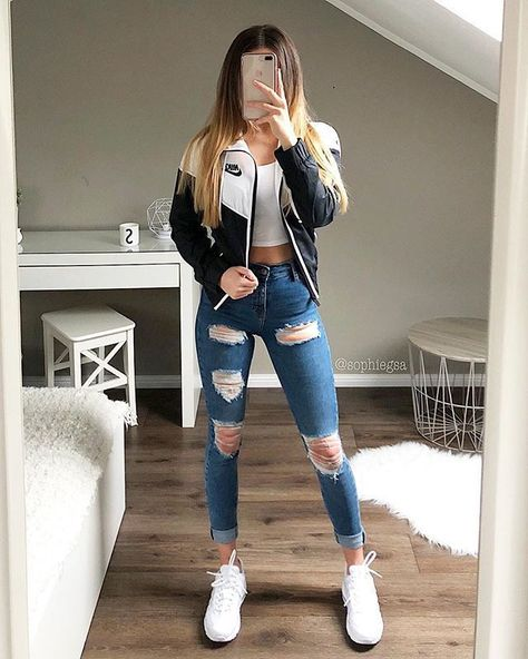 urge on to school craft ideas are for that reason much fun! It feels like . - Outfit ideen -These urge on to school craft ideas are for that reason much fun! It feels like . - Outfit ideen - 20 cute casual teen outfits for holiday and weekend 2019 9