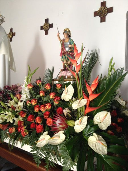 Decoracao De Andores Decoracao Floral Decoracao E Decoracao Igreja