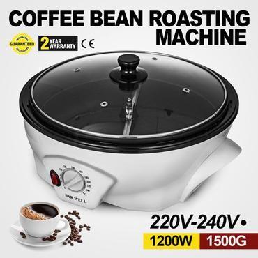 1200w Coffee Bean Roasting Machine Coffee Roasters Household