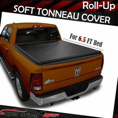 Sponsored Ebay Lock Roll Up Soft Tonneau Cover For 2006 2008 Mitsubishi Raider 6 5 Ft 78 Bed In 2020 Tonneau Cover Mitsubishi Cover Lock
