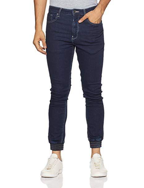 8d4e9bae060 Cherokee by Unlimited Men s Jeggings Fit Jeans  (8907542597505 272043021 Blue 30)