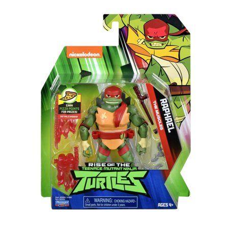 Rise Of The Teenage Mutant Ninja Turtles 2018 Raphael  Fast shipping