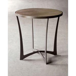 Lotus Round End Table