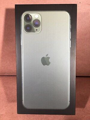 Sponsored Link Apple Iphone 11 Pro Max 512gb Midnight Green At T A2161 Sealed Financed Imei Iphone Apple Iphone Iphone 11