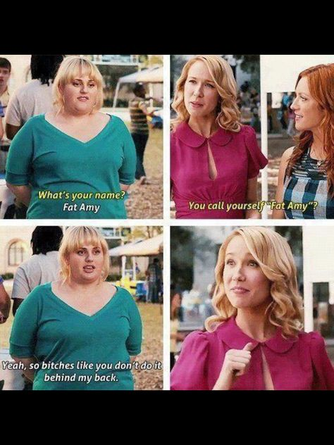 Pitch Perfect looks like such a good movie. God I cant wait to see rebel wilson in this (FAT AMY) Movie Tv, Funny Movies, Great Movies, Funniest Movies, Amazing Movies, Iconic Movies, Film Scene, Lito Rodriguez, Pride And Prejudice