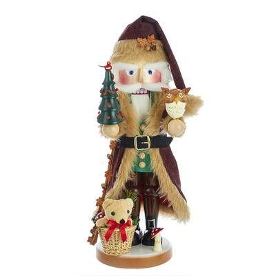 Steinbach Woodland Santa Nutcracker