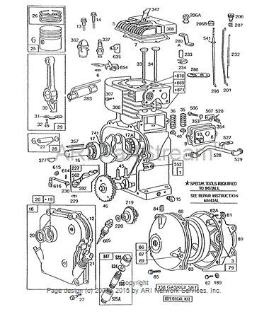 22 Hp Briggs And Stratton V Twin Wiring Diagram