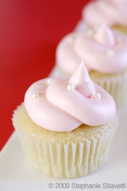 Gluten Free Champagne Cupcakes...