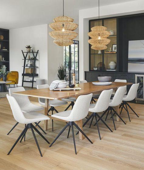 Mid Century & Modern Dining Room Furniture