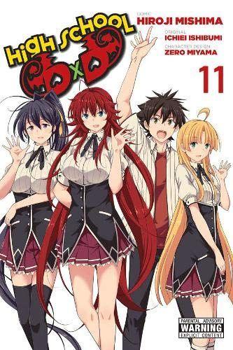 22++ Dxd manga ideas in 2021