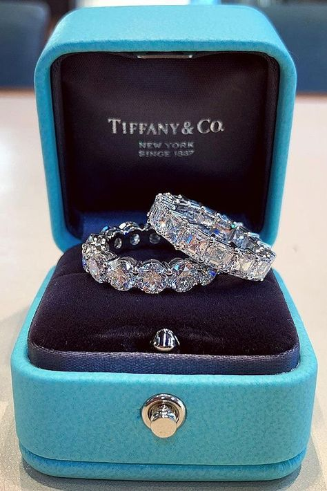 24 Tiffany engagement rings that will delight you - 24 Tiffany engagement rings . - 24 Tiffany engagement rings that will inspire you – 24 Tiffany engagement rings that will totally - Diamond Bands, Diamond Jewelry, Diamond Earrings, Eternity Ring Diamond, Diamond Wedding Bands, Eternity Wedding Bands, Women's Wedding Bands, Wedding Rings For Bride Diamonds, Cartier Wedding Bands