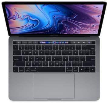Apple Macbook Pro 13 Retina Touch Bar 2 4ghz Quad Core Intel Core I5 16gb Ram 512gb Ssd Space Gray Lates In 2020 Apple Laptop Apple Macbook Pro Apple Macbook