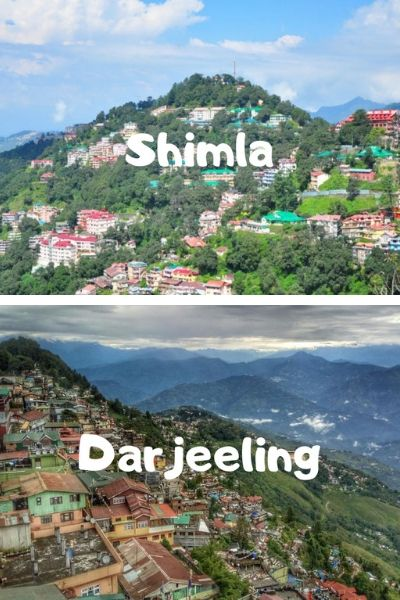 darjeeling hotel package