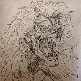 Image Result For Iron Maiden Eddie Drawings Iron Maiden Eddie Iron Maiden Heavy Metal
