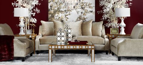 Inspired By This Look On @ZGallerie From Z Gallerie $25 Spirit Set,  $200 800 Rugs, $200 Lamps, $1700 Sofa, $1100 Chairs, $300 Trees, $800  Chandeu2026 Part 34