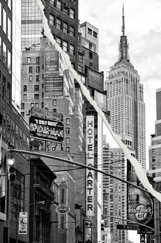 Dual Torn Posters Series New York City Photographic Print Philippe Hugonnard Art Com New York Poster Poster Series City Collage