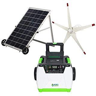 Amazon Com Jackery Portable Power Station Explorer 1000 1002wh Solar Generator Solar Panel Optional With 3x1 In 2020 Solar Generator Solar Wind Portable Generator