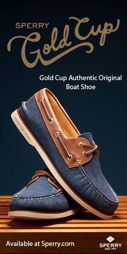 Eye Nubuck Boat Shoe, Navy/Tan