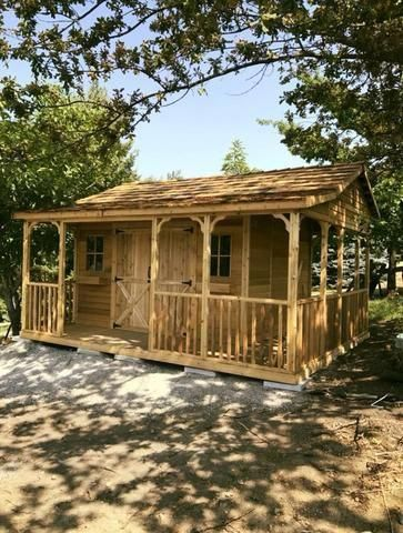 Garden Shed Using It As A Workshop Or Craft Room Farmhouse Sheds Building A Shed Craft Shed