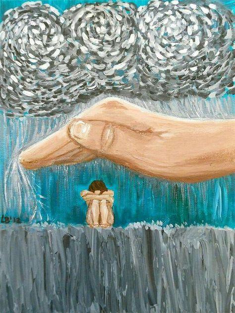 me humillo ante tu poderosa mano Dios para que llegando el momento tu me levantes