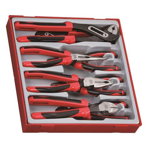 Teng Tools 8 Piece Tpr Grip Pliers Set Ten O Ttd441t In 2020