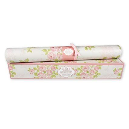 Elodie Essentials Scented Drawer Liners For Dresser And Closets 6 Freshening Liner Paper Sheets Vintage Rose Scented Drawer Liner Vintage Roses Drawer Liner
