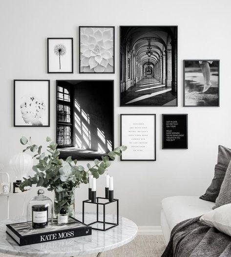 Scandinavian Wall Art - Buy Posters & Frames