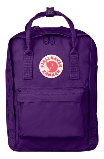 New Fjallraven 'Kanken' Laptop Backpack (13 Inch) womens handbags. [$110] newtopgoods offers on top store