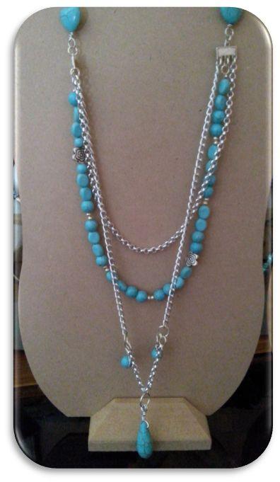 Grano-Hecho Con Swarovski Elements Sapphire Crystal Corazón Dije Colgante De