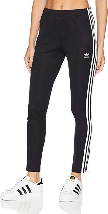 Oposición Señora frio  Amazon.com: Adidas Originals Superstar - Pantalones de deporte para mujer,  XS: Clothing | Adidas originals women, Adidas women, Adidas track pants