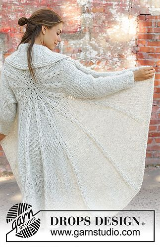 Ravelry 194 17 Empress Pattern By Drops Design Knitting