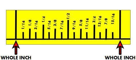 Resultado De Imagen De How To Read A Tape Measure Tape Reading Tape Measure Ruler Measurements