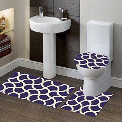 15 Empfohlene Lila Badezimmer Teppich Sets Zu Kaufen Wohn Design Lila Badezimmer Badezimmer Teppich