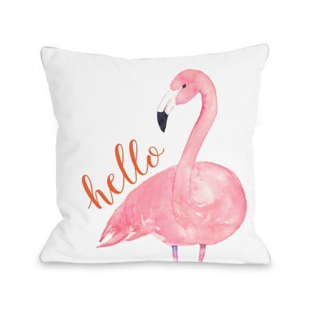 Pin By Kenda Davis The Sequel On Flamingo Flamboyance Pink Pillows Floral Throw Pillow Covers Unicorn Throw Pillow