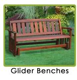 glider benches