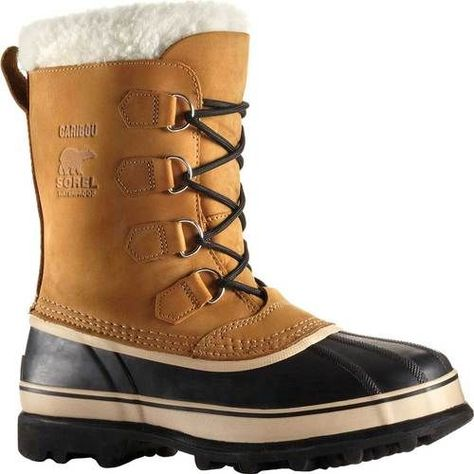 Sorel CARIBOU men's Snow boots in Brown