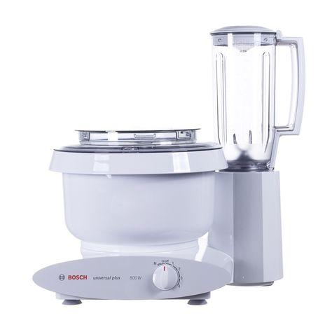Bosch Universal Plus Mixer Baking Mixer With Blender Attachment Cool Kitchen Machine Recipe Software