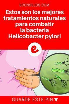 sintomas cuando tienes la bacteria helicobacter pylori