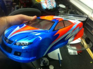 Different Types of RC Car Bodies