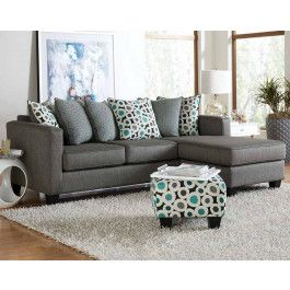 Booyah 2 Piece Sectional Sofa American Freight Sectional Sofa