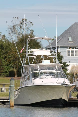 2003 Grady White 330 Express Tower Power Boat For Sale Www
