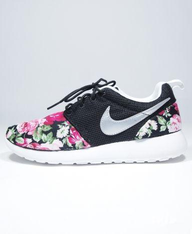 Nike Roshe Run Floral Custom
