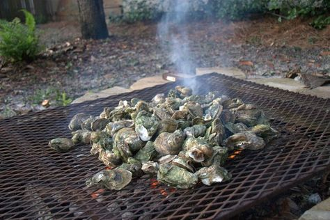 I Love Roasted Oysters!!!