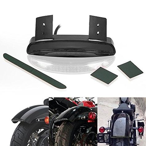 Krator Black Seat Bolt Screw Knurled Seat Cover Bolt for Harley Davidson Dyna Wide Glide FXDWG